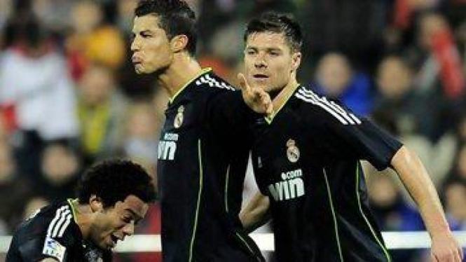Selebrasi Cristiano Ronaldo