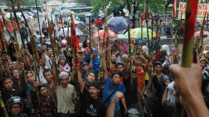 Demo RUUK Yogyakarta