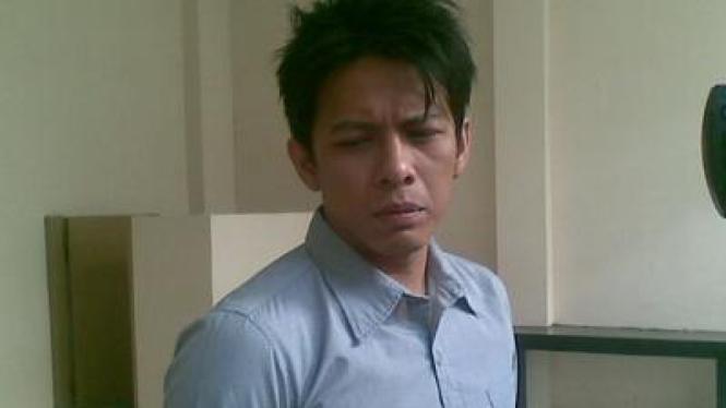 Ariel di PN Bandung