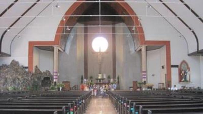 Gereja Kidul Lodji