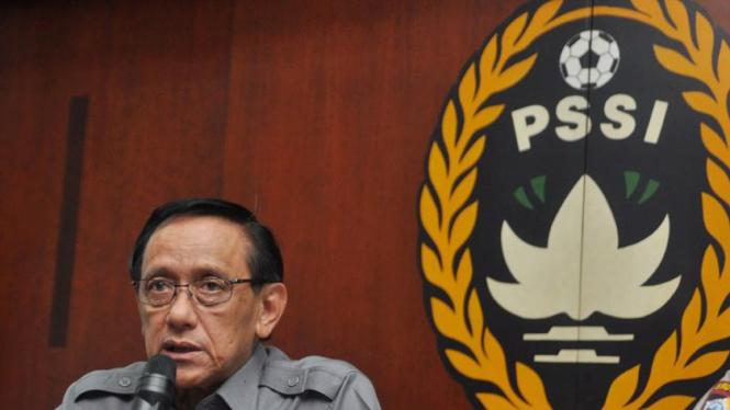 Sekjen PSSI Nugraha Besoes