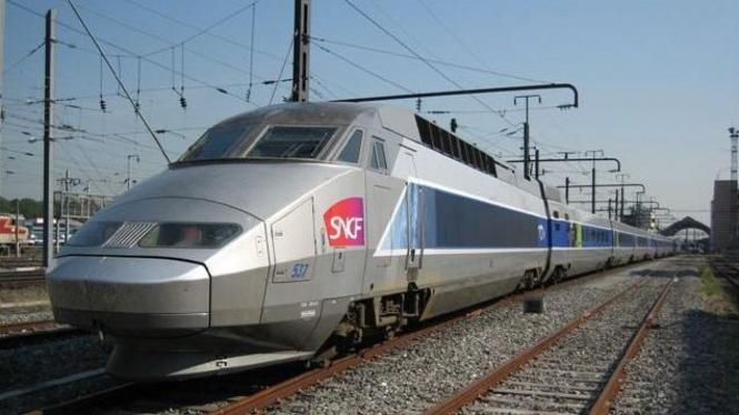Kereta Eurorail