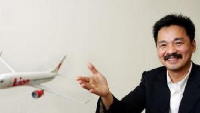 Presdir Lion Air Rusdi Kirana, dikabarkan akan menjadi Dubes RI untuk Malaysia di KBRI Kuala Lumpur.