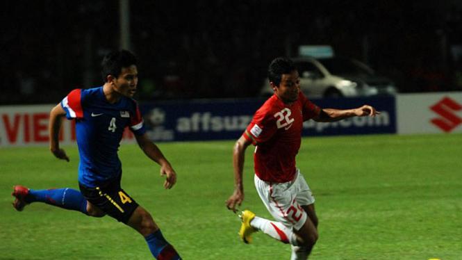 M Ridwan: Indonesia Lawan Malaysia Leg II