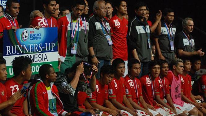 Indonesia Runer Up: Indonesia Lawan Malaysia Leg II