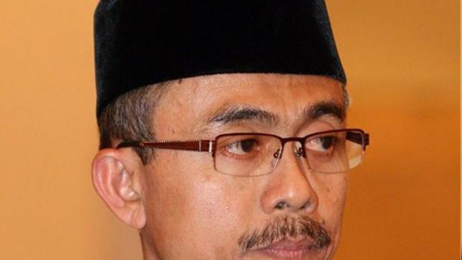 Ketua Komisi Yudisial, Eman Suparman