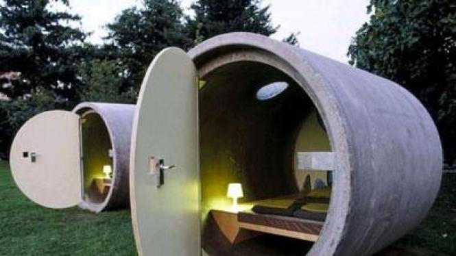 Hotel dalam pipa