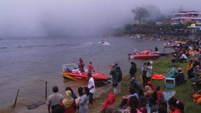 Liburan tahun baru di Jawa Timur