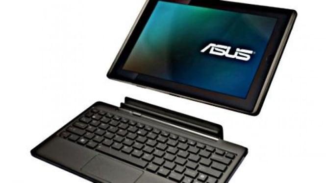 Eee Pad Transformer, laptop hybrid besutan Asus