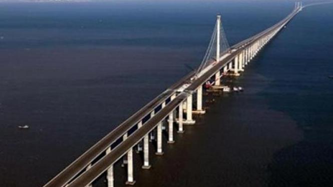 Jembatan Qingdao Haiwan
