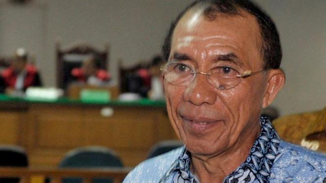 Wakil Ketua Umum Partai Demokrat, Max Sopacua