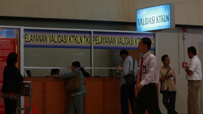 Komisi III DPR Kunjungi Imigrasi Bandara