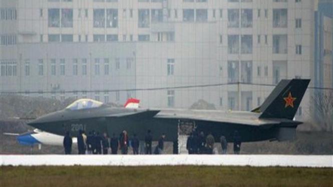 Pesawat tempur siluman buatan China, J-20