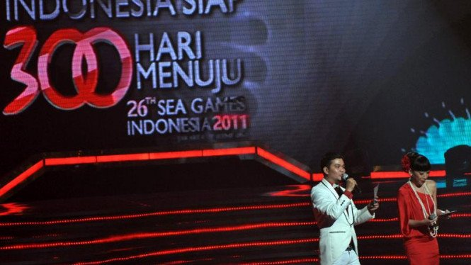 Peluncuran Logo Sea Games XXVI