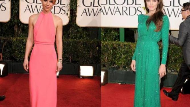 Busana Terbaik di Golden Globe 2011