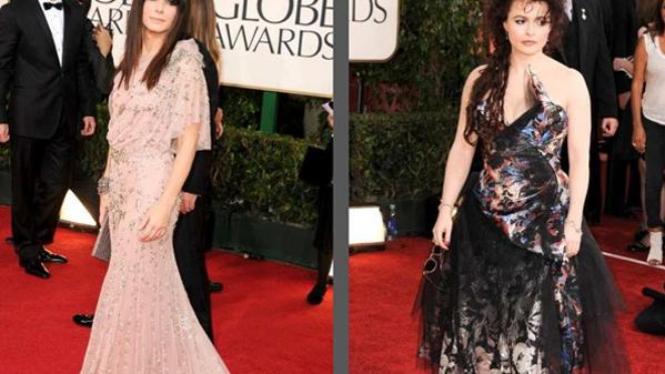 Busana Terburuk di Golden Globe 2011