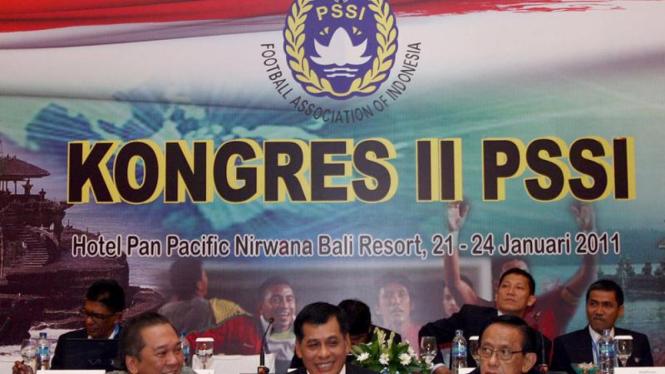 Kongres ke-2 PSSI di Bali