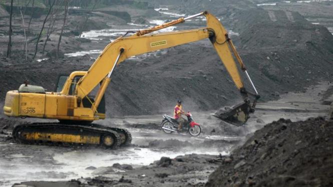 Antisipasi bencana lahar dingin Merapi