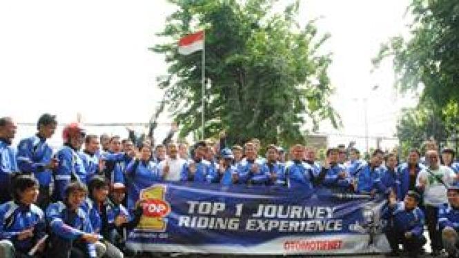 Peserta Turing TOP 1 Journey 2010