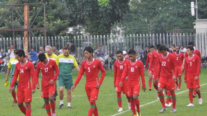 Latihan Timnas U-23