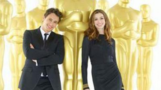 Anne Hathaway & James Franco