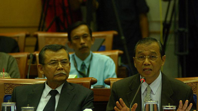 Ketua KPK Busyro Muqadas