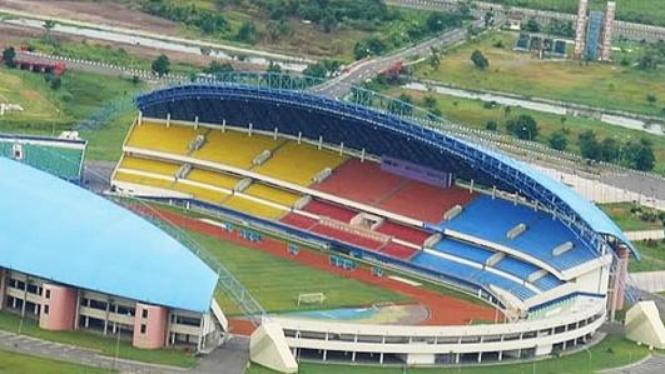 Stadion Gelora Sriwijaya, Jakabaring, Palembang
