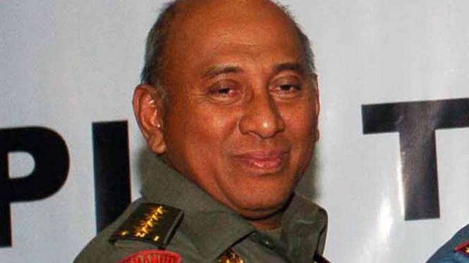KSAD Jenderal TNI George Toisutta