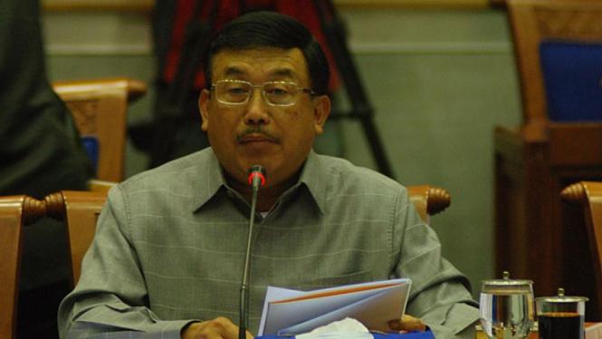Komjen Pol Ito Sumardi Raker Dengan Komisi III