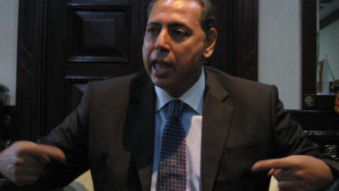 Duta Besar Mesir untuk Indonesia, Ahmed El Kewaisny