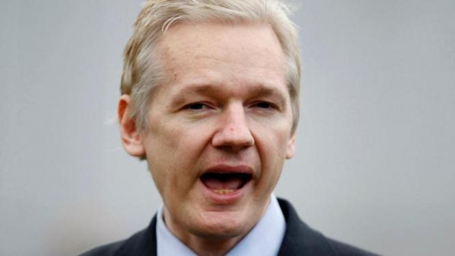 Pendiri WikiLeaks, Julian Assange.