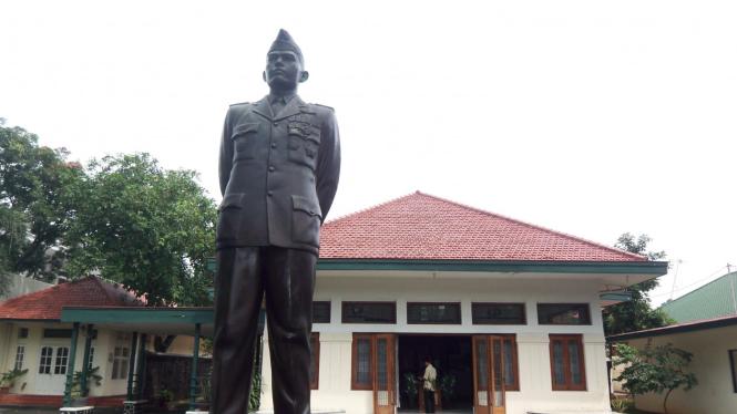 Rumah AH. Nasution di Menteng, Jakarta Pusat