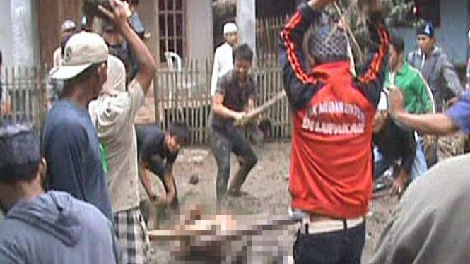 Penyerangan Jamaah Ahmadiyah