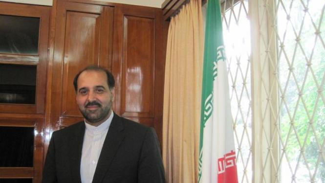 Duta Besar Iran untuk Indonesia, Mahmoud Farazandeh