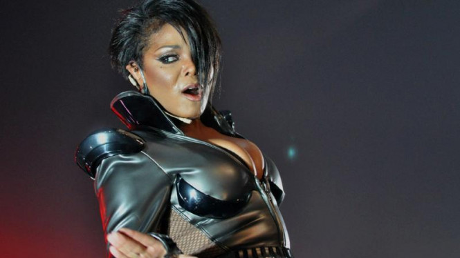 Konser Janet Jackson