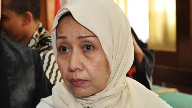 Arga Tirta Kirana, mantan Kepala Divisi Legal Bank Century