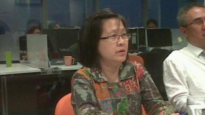 Linda Wangsa Dinata, mantan Kepala Cabang Century, Senayan