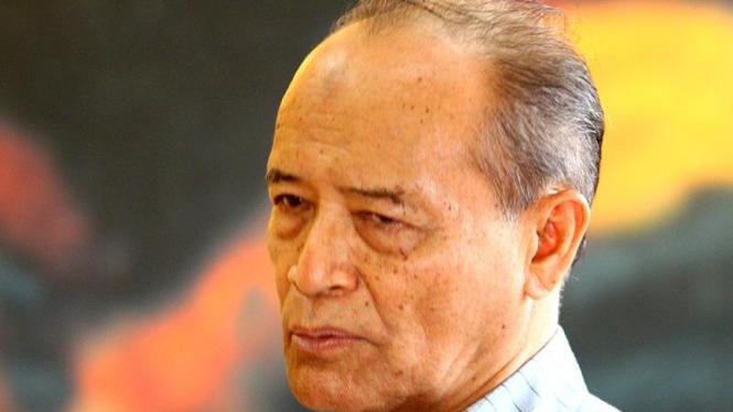 Mantan Ketua Umum Muhammadiyah, Ahmad Syafii Maarif.