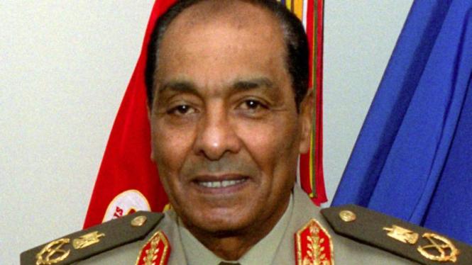 Menteri Pertahanan Mesir, Hussein Tantawi