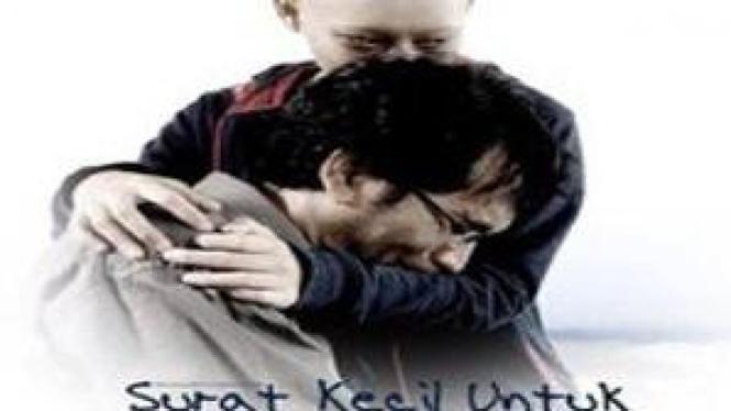 Ilustrasi: Poster film Surat Kecil untuk Tuhan