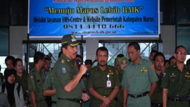 E-goverment Maros
