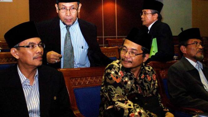 Rapat Dengar Pendapat antara Komisi VIII DPR dengan Ahmadiyah