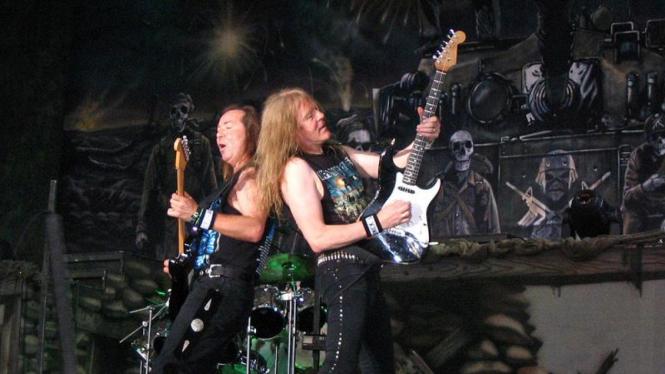 Konser Iron Maiden