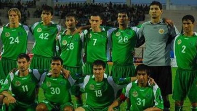 Timnas Turkmenistan senior