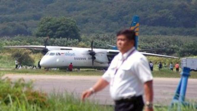 Pesawat Merpati Nusantara