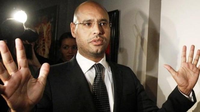 Putra Moammar Khadafi , Saif al-Islam