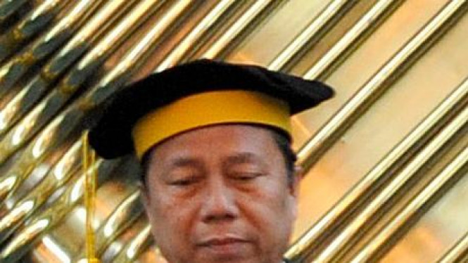 Hakim agung Ahmad Kamil