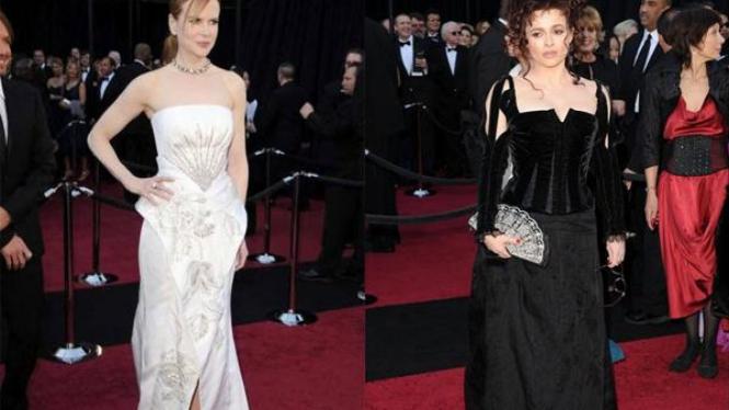 Nicole Kidman dan Helena Bonham Carter