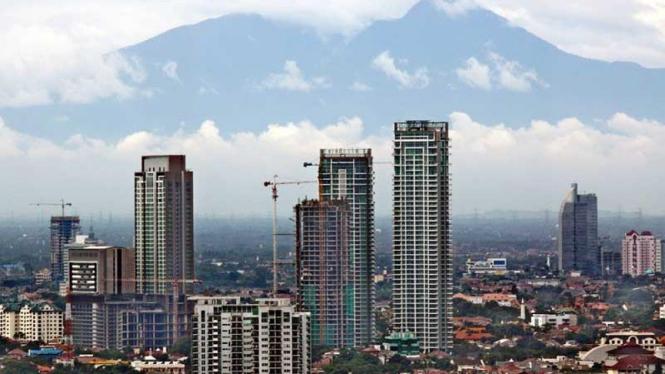 Ampartemen di Jakarta