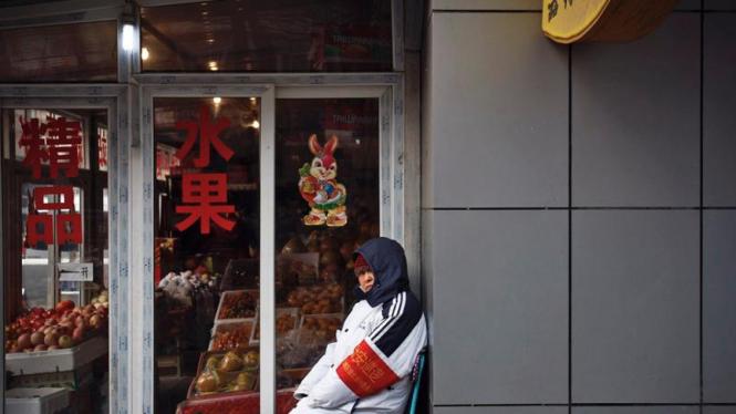 Keseharian di Beijing, Cina
